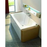 Product image for Ideal Standard Moments Rectangular Designer Bath