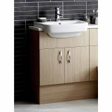 Product image for Noble Dueto Washbasin Unit
