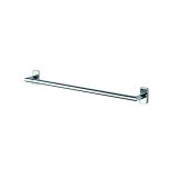 Product image for Inda Storm Chrome Towel Rail