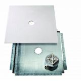 Product image for Kudos Aqua4ma Wetroom Shower Base For Tiling 1300 x 1300mm