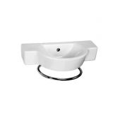 Product image for Vitra Sunrise 500mm Cloakroom Basin