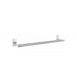 Product image for Smedbo Pool Double Towel Rail in Polished Chrome ZK3364