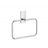 Product image for Smedbo Pool Towel Ring in Polished Chrome ZK344