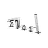 Product image for Phoenix XR Series 5 Hole Deck Mounted Bath Shower mixer