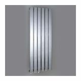 Product image for Phoenix Osimo Chrome Vertical Designer Radiator