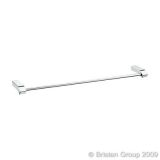 Product image for Bristan Twist Single Towel Rail