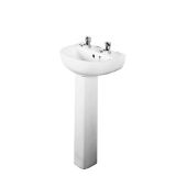 Product image for RAK Compact Wash Basin 460mm