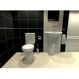 Product image for Arezzo Basin & WC Suite