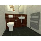 Product image for Siena Cloakroom Suite