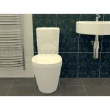Product image for Asti Essentials Toilet & Washbasin Package