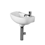 Product image for RAK Compact Deluxe Slimline Basin