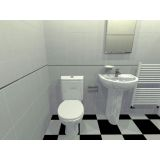 Product image for Aosta Basin & WC Suite