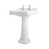 Product image for Shires Waverley Edwardian 56cm Basin