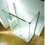 Product image for Kudos Infinite Straight Sliding Shower Door & Tray