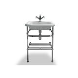 Product image for Clearwater Traditional Small Roll Top Basin
