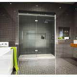 Product image for Merlyn Series 9 Large Hinge and Inline Shower Enclosure