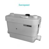 Product image for SANISPEED - Saniflo Heavy Duty Pump