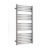 Product image for JIS Sussex Adur Heated Towel Rail