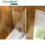Product image for ClearGreen Bathscreen with Fixed Panel