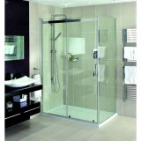 Product image for Aqata Spectra Sliding Shower Door SP310 (Corner)