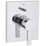 Product image for Grohe Allure Single Lever Bath Shower Mixer Set