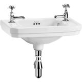 Product image for Burlington Victorian Cloakroom Basin