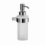 Product image for Smedbo Air Glass Soap Dispenser AK369