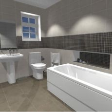 Product image for Basin, Toilet & Bath Suites