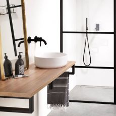 Product image for Black Bathrooms