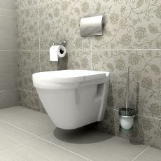 Product image for Wall Hung Toilet Packs