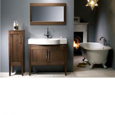 Product image for Freestanding Bathroom Wall Units