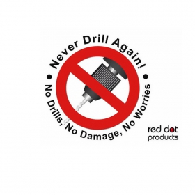 Never Drill Again