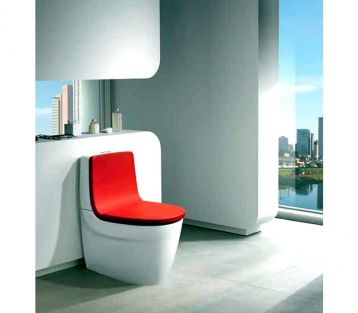 Product image for Roca Khroma Close Coupled Toilet