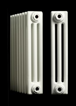 Product image for Apollo Roma Horizontal 3 Column Radiator 400(h)mm