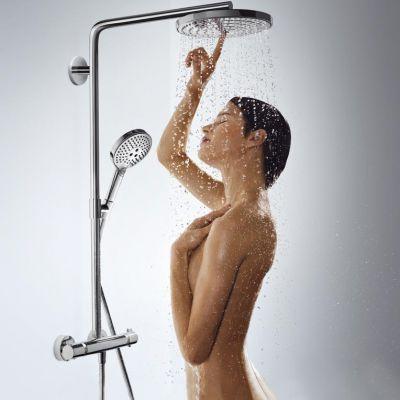 hansgrohe Raindance Select S 2jet Showerpipe Set - 27129000