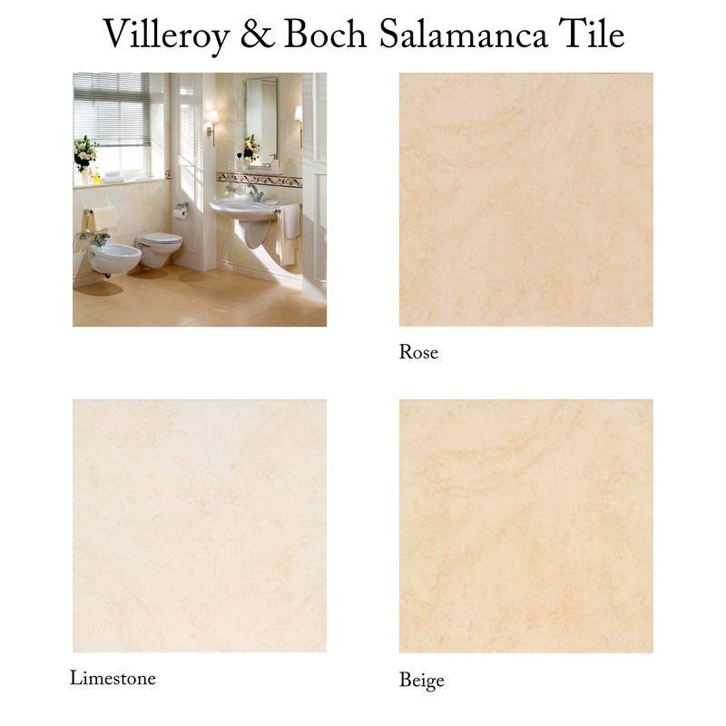 Villeroy Boch Salamanca Tile 3114 33 X 33cm Uk Bathrooms