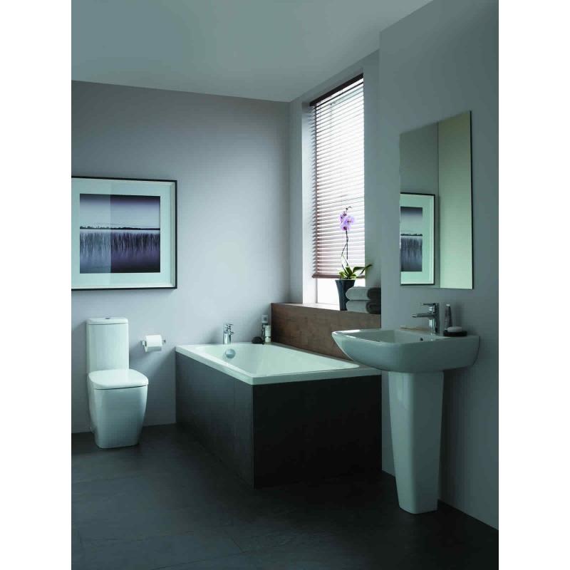 ideal standard ventuno bathroom basin uk bathrooms. Black Bedroom Furniture Sets. Home Design Ideas