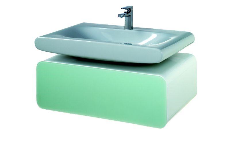 ideal standard moments 900mm single drawer storage unit. Black Bedroom Furniture Sets. Home Design Ideas