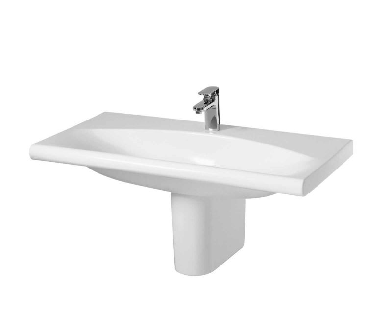 ideal standard daylight 1000mm washbasin ukbathrooms. Black Bedroom Furniture Sets. Home Design Ideas