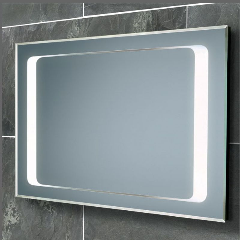 Fantastic   Mirrors  Tavistock Lupo BackLit Bathroom Mirror SBL01
