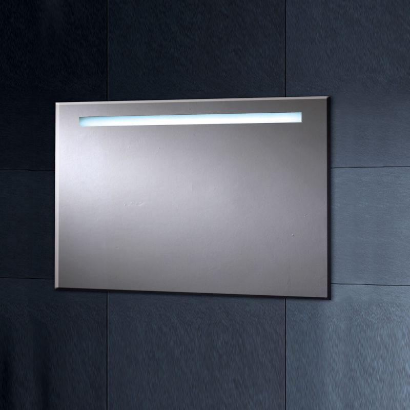 LED ILLUMINATED BATHROOM MIRROR   Bathroom Design