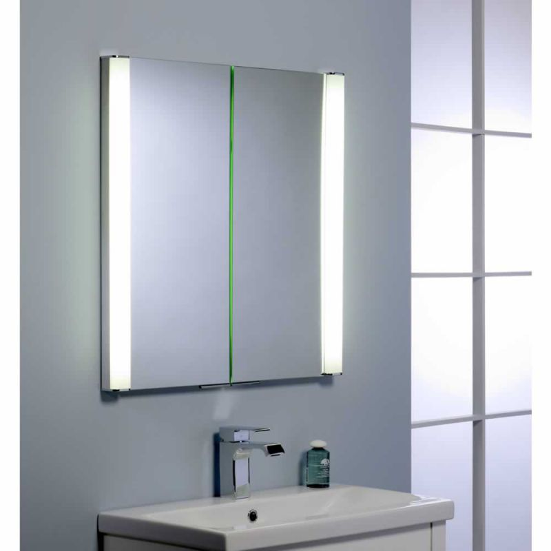 for roper rhodes ascension transition illuminated recessible cabinet