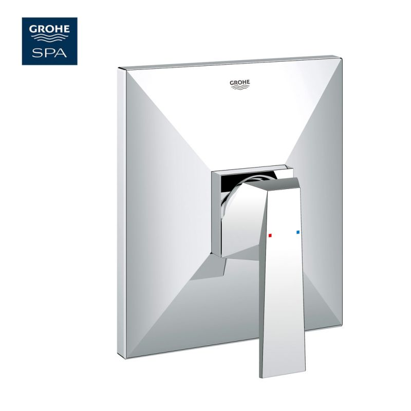 Grohe Allure Brilliant Concealed Manual Shower Mixer Set UK Bathrooms