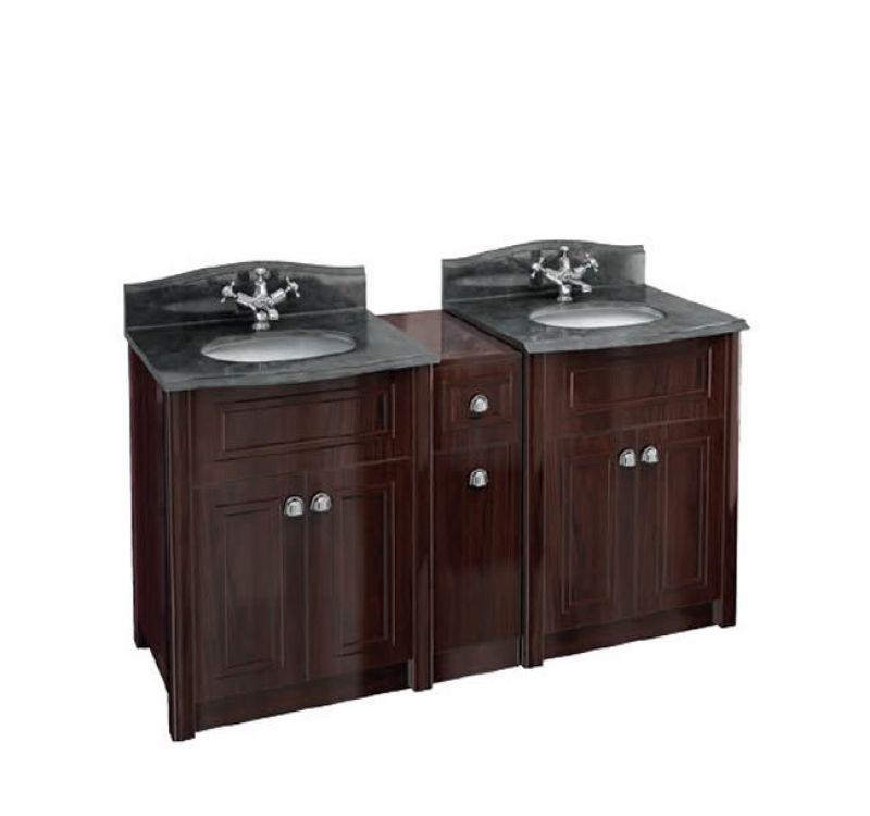 Burlington Granite Double Vanity Package Uk Bathrooms