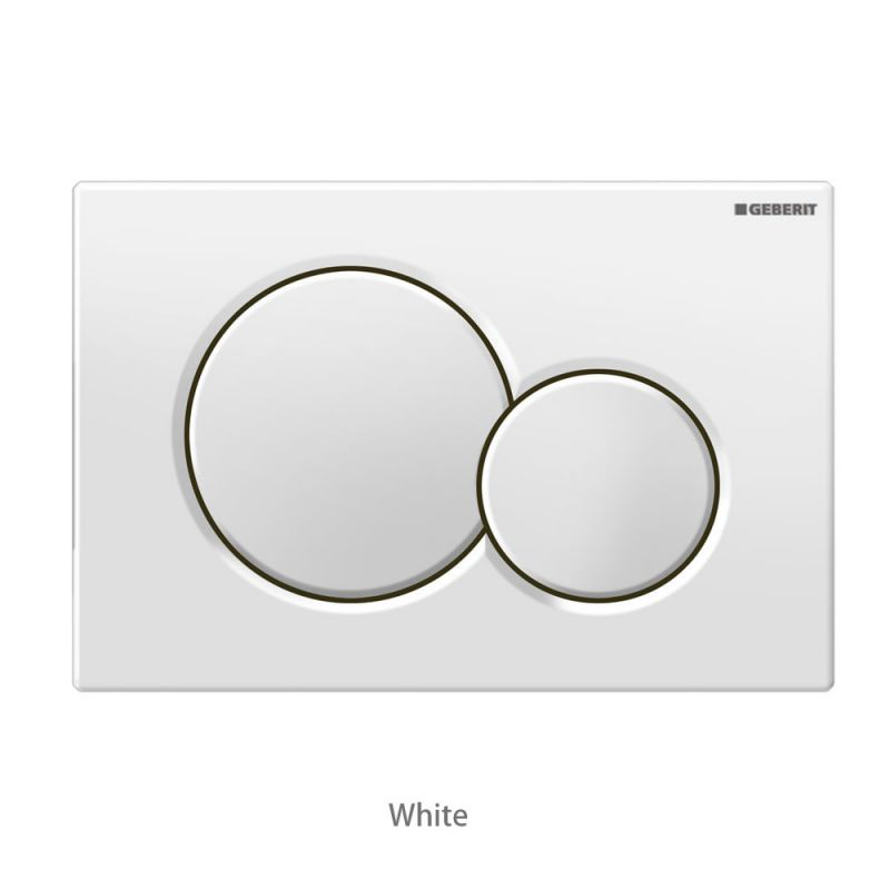 Geberit sigma 01 flush plate uk bathrooms for Geberit flush