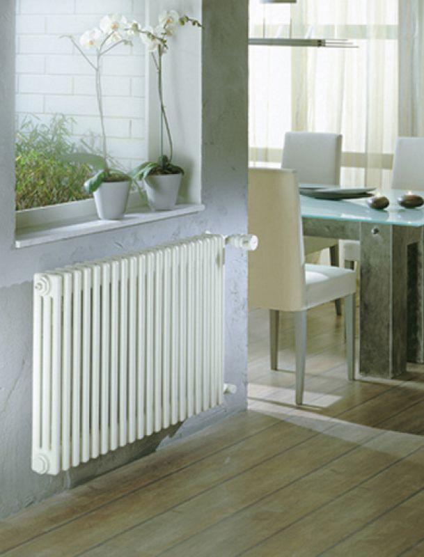 zehnder charleston horizontal 3 column radiator uk bathrooms. Black Bedroom Furniture Sets. Home Design Ideas