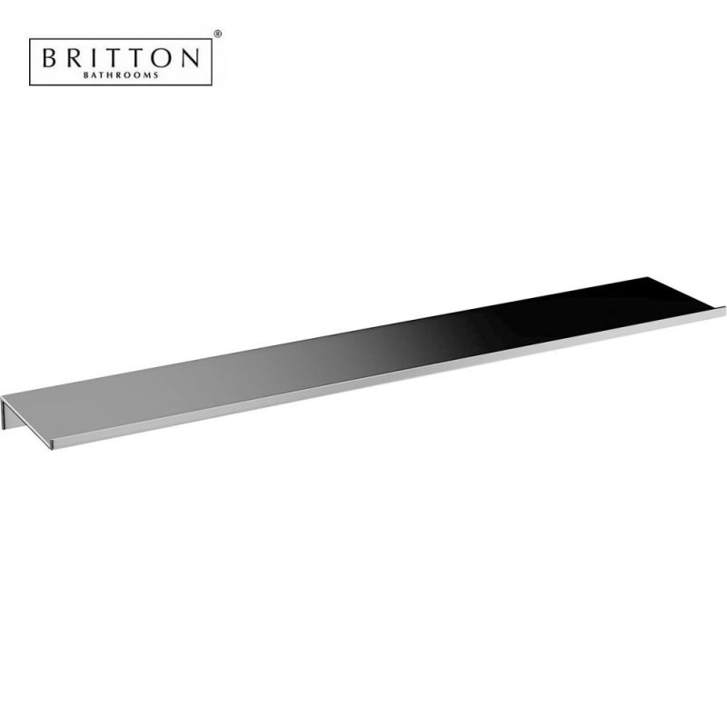 Britton Stainless Steel Bathroom Shelf Uk Bathrooms