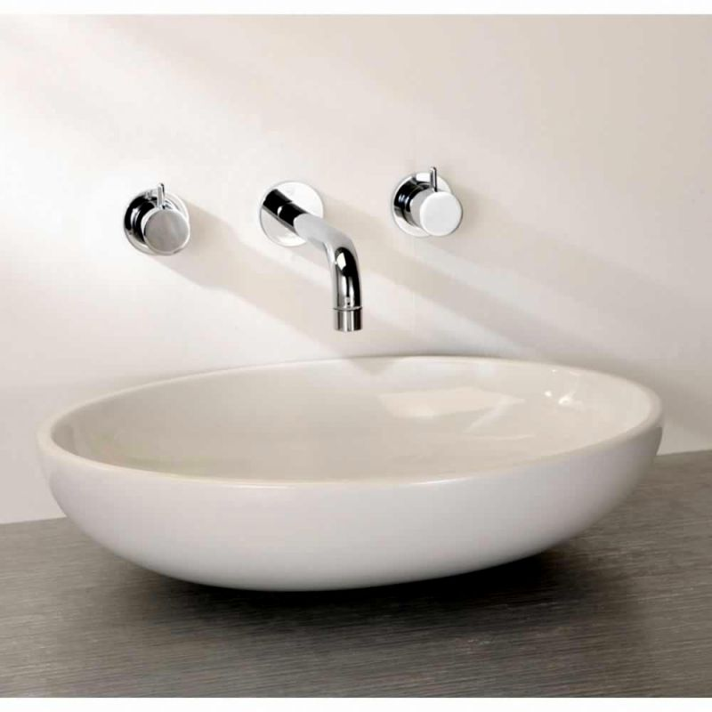 Finwood Designs Thin Ovale Countertop Wash Bowl Uk Bathrooms
