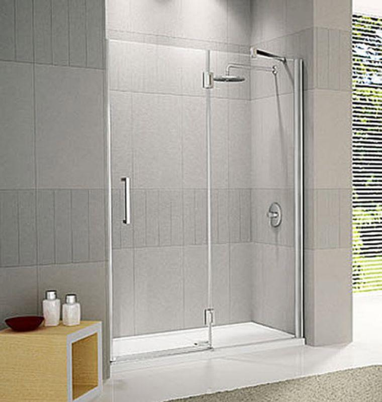 Shower enclosures shower doors uk bathrooms for Novellini shower doors