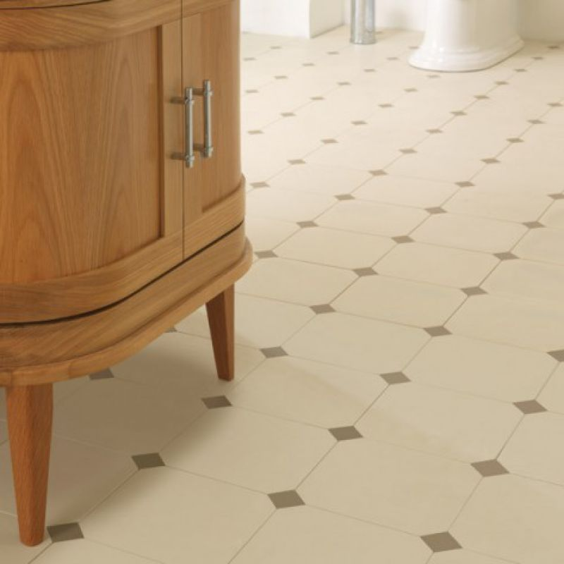 imperial elizabethan octagonal floor tiles 20 x 20cm uk bathrooms. Black Bedroom Furniture Sets. Home Design Ideas